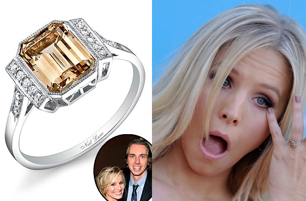 5 outstanding celebrity engagement rings grace kennedy