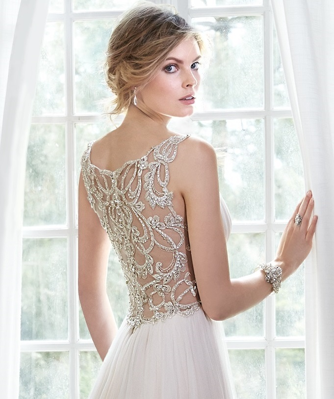 Diamonds in your Wedding Dress! - Grace Kennedy Events