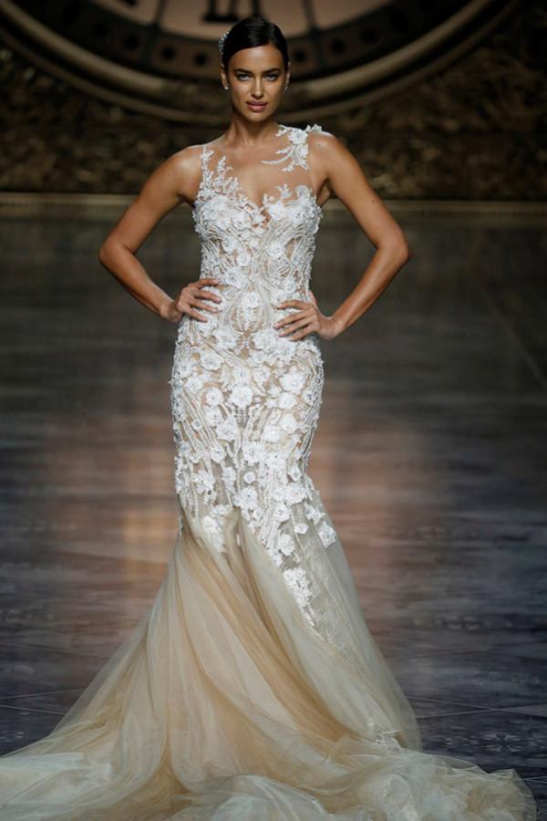 Pronovias Collection Bridal Show 2016 In Barcelona