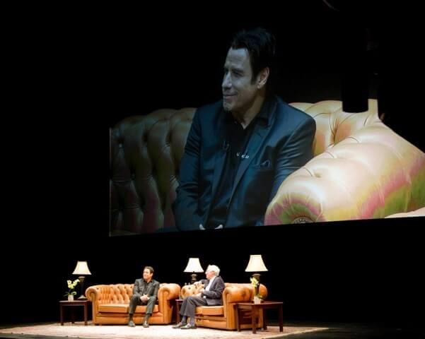 A Conversation with John Travolta Mayfair Luxury Events