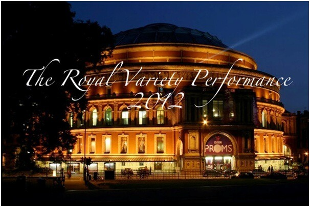 Royal Variety Performance 2012