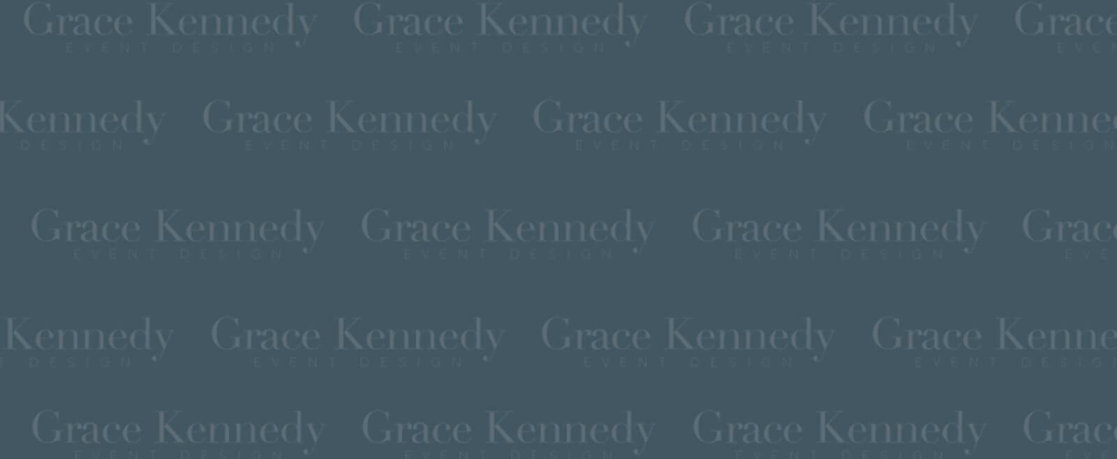 Grace Kennedy Events - Luxurious Weddings and Event Planning