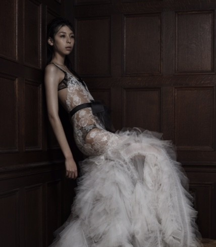 Vera Wang Bridal Collection Spring 2016