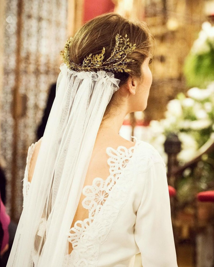 Bridal Headpieces by Ani Burech - Mayfair Luxury Weddings - Grace Kennedy Events 12