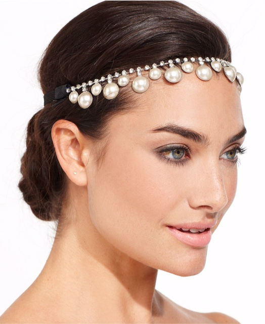 Bridal Headpiece by Ani Burech