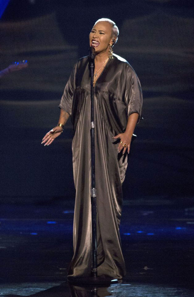 Emeli Sande - Royal Variety Performance 2016 - The Sun - Grace Kennedy Events