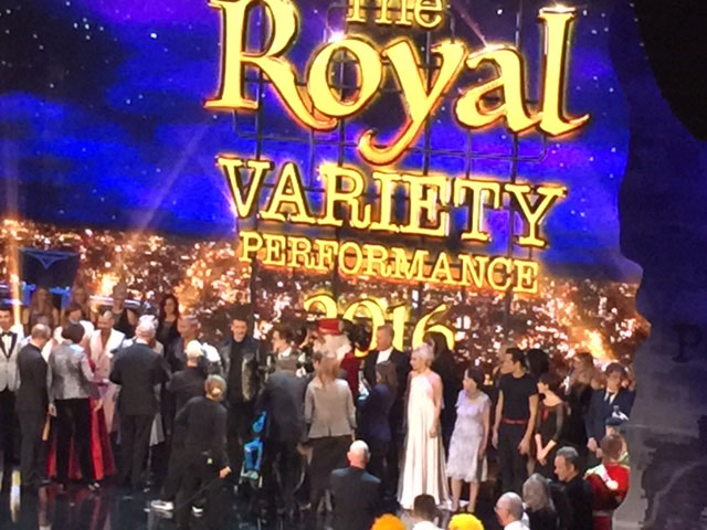 Royal Variety Performance 2016 - Grace Kennedy Events 5