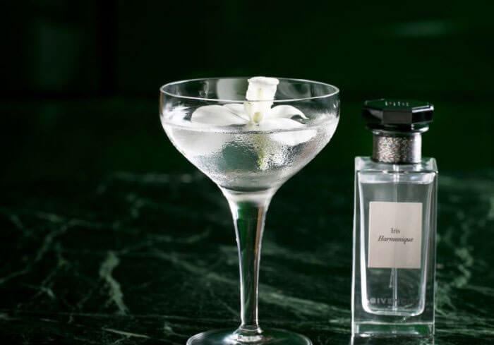 Givenchy Perfume Cocktail - Chypre Caresse - Grace Kennedy Events