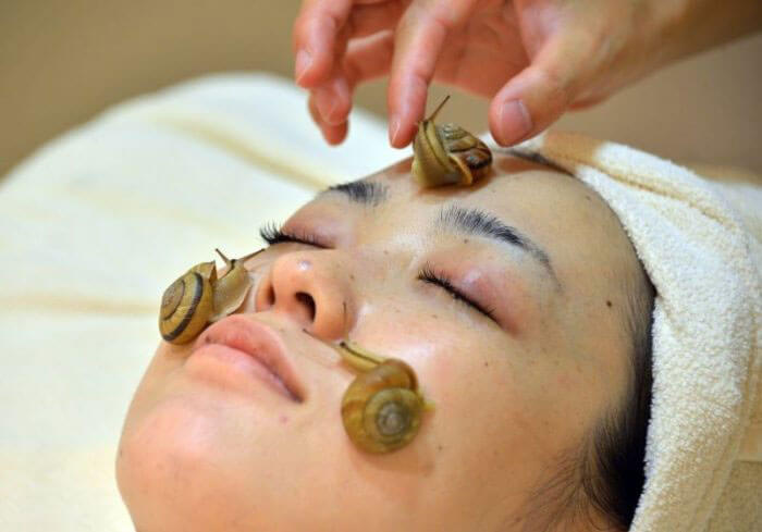 snail facial - Grace Kennedy Events