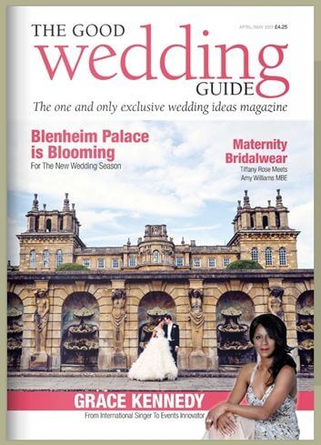 The Good Wedding Guide May 2017