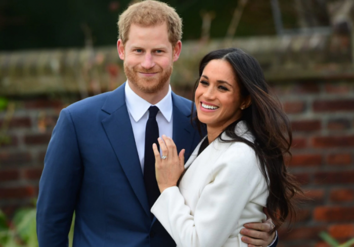 Prince Harry and Meghan Markle Engaged