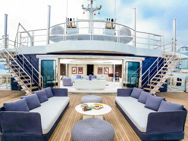 Luxury Experience Spain Boat