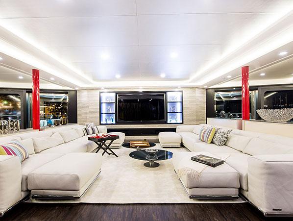 Luxury Experience Spain Boat