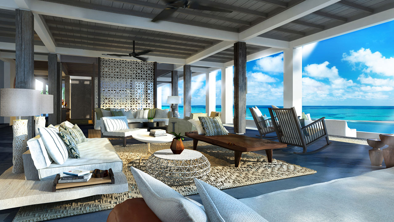 Luxury wedding venue - By The Sea - Maldives