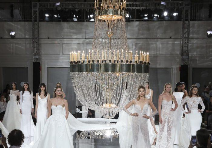 Atelier Pronovias Wedding Dress Collection 2018