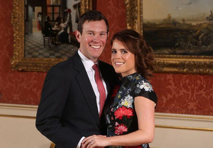 Princess Eugenie Jack Brooksbank Engagement