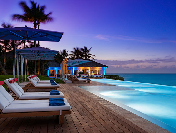 Luxury Venues - By The Sea - Bahamas