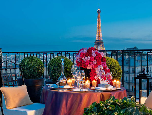Luxury Venues - In the City - Paris
