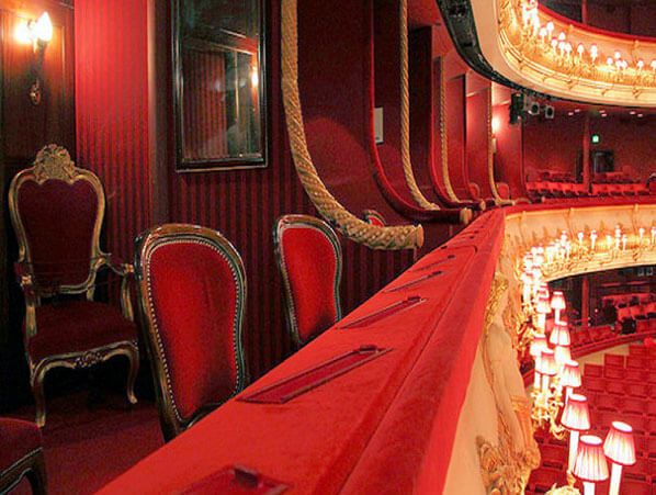 Exclusive Luxury Experiences - Royal Opera House