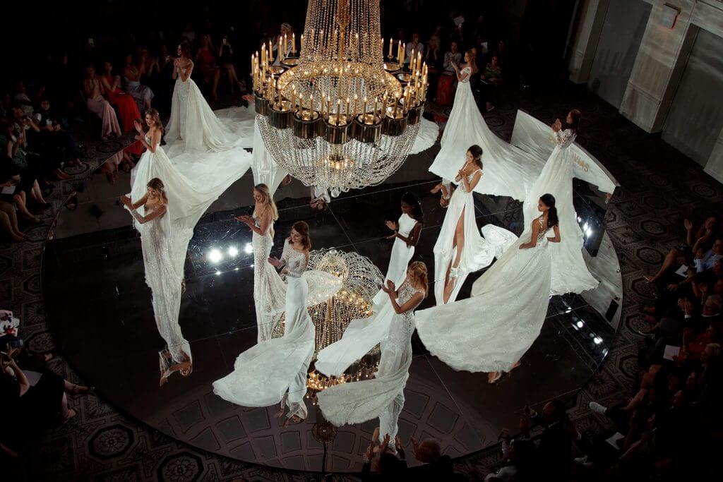 Pronovias Wedding Dress Show