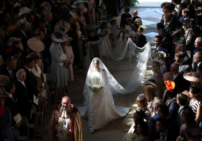 The Duchess of Sussex's Wedding Dress