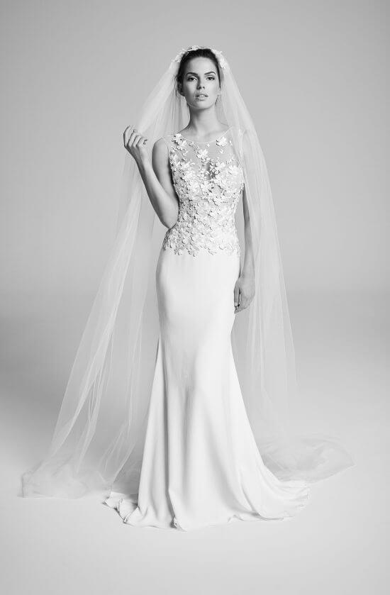 Garland Design - Luxury Wedding Dress