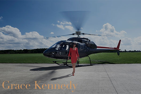 Grace Kennedy Events Newsletter