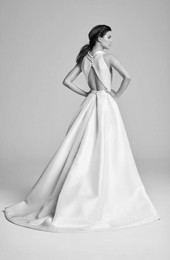Luxury Designer Wedding Dress