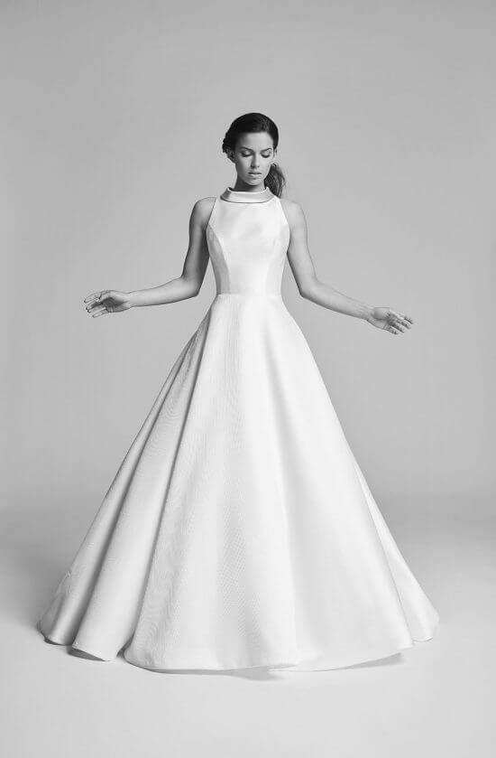 Belle epoque collection in luxury wedding dresses